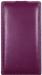 Цены на Leather Case for Nokia Lumia 530 Purple Тонкий жесткий каркас обтянутый рельефной кожей. Рельефный рисунок устойчив к появлению царапин. Отсутствие выступающих частей позволяет удобно разместить коммуникатор в сумке или кармане. Ручная работа Качественная