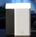 Цены на Rock Light Stone Power Bank 8000mAh White Ёмкость: 8000mAh Вход: microUSB,   5V/ 2A (MAX) Время зарядки: 4 часа при зарядке зарядным устройством 5V/ 2A и стандартным кабелем