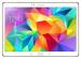 Цены на Galaxy Tab S 10.5 SM - T805 16Gb LTE White Экран Full HD с диагональю 10,  1 дюйма и максимальной яркостью 650 нит,   обладающий лучшими характеристиками для работы вне помещений. Плюс высокоскоростное подключение к сетям 4G LTE и быстрая зарядка.