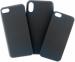 Цены на CaseGuru пластиковая Soft - Touch для LG Q6/ Q6 + / Q6a M700AN Чёрная