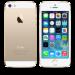 Цены на Apple iPhone 5S 16Gb Gold (A1530) LTE 4G Внешним видом новый флагман от своего предшественника отличается незначительно. Главные изменения — новая кнопка Home и цветовая гамма,   которая включает теперь три варианта — «космический серый»,   «белый с серебрист