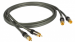 Цены на 2RCA  -  2RCA кабель GOLDKABEL Profi 5.0 м Бренд GoldKabel появился в 2003 году  -  его создала немецкая компания,   занимавшаяся с 2000 года импортом кабелей,   изготовленных под заказ на Востоке в соответствии с ее спецификациями. Продукция GoldKabel сегодня вы