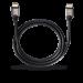 Цены на HDMI - HDMI OEHLBACH Black Magic 220 2.2 м С высокоскоростным кабелем HDMI®  вы получаете неограниченное удовольствие от домашнего кинопросмотра. Дополнительный канал передачи данных (канал Ethernet) позволяет подключать компоненты AV с поддержкой Интерн