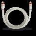 Цены на RCA - RCA кабель OEHLBACH NF 13 MK II 0.5 (10300) Первоклассный и обладающий коаксиальной конструкцией кабель Cinch для передачи цифровых - электрических аудиосигналов для высококачественного подключения к системам Hi - Fi и системам домашних кинотеатров. Посто