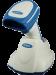 Цены на Беспроводной 2D сканер штрих - кода Cino A770BT - HC USB,   медицинский пластик Беспроводной cканер двумерных штрих - кодов Cino A770BT - HC с технологией Bluetooth,   USB,   медицинский пластик