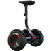 Цены на Гироскутер Ninebot Mini Pro Black Корпус скутера выполнен из легкого магниевого сплава,   масса устройства составляет всего 12,  8 кг. Благодаря емким аккумуляторам и мощным двигателям гироскутер может развивать скорость до 20 км/ ч и передвигаться на расстоян