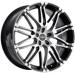 Цены на OXIGIN 14 Oxrock black full polish R20 W9.5 PCD5x130 ET40 HUB71.6