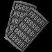 Цены на Redmond RAMB - 13 Антипригарное покрытие  -  Есть,   Для моделей  -  Любой мультипекарь Redmond,   Форма для мультипекаря  -  Мини - вафли,   Количество предметов в комплекте  -  1,   Тип  -  Панель для мультипекаря