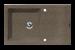 """Цены на Florentina Липси 860 Установка  -  Накладная,   Материал  -  Искусственный гранит,   Форма  -  Прямоугольная,   Диаметр сливного отверстия  -  3 1\ 2"""",   Крыло  -  Оборачиваемое,   Цвет  -  Коричневый,   Количество основных чаш  -  1,   Ширина мойки  -  86,   Ширина шкафа  -  60,   Глубина м"""