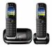 ���� �� Panasonic KX - TGJ322RUB ������������  -  ������,   ��������� �������� �� �������� ���������  -  300,   ������ ��������� �������  -  5,   ���������� ������ � ���������  -  2,   ���  -  ������������,   Caller ID  -  ����,   ��������� �������� � ���������  -  50,   �������� DECT  -  ����,