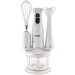 Цены на HX - 5910 Дисплей  -  Нет,   Мерный стакан  -  Есть,   Цвет  -  Белый,   Емкость мерного стакана  -  0.6,   Материал корпуса  -  Пластик,   Диск для нарезки ломтиками  -  Нет,   Емкость мельнички  -  0.5,   Венчик для взбивания  -  Есть,   Количество скоростей  -  3,   Измельчитель  -  Нет,   Тер