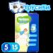 Цены на 5 для мальчиков Тип  -  Трусики,   Назначение  -  Универсальные,   Пол  -  Для мальчиков,   Особенности  -  Индикатор наполнения,   Вес упаковки  -  0.6,   Вес ребенка  -  13 - 17,   Вес ребенка  -  от 13 кг,   Количество в упаковке  -  15