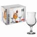 Цены на для коктейля 380мл 6шт (PSB 44872) Питьевая посуда  -  Бокал,   Количество предметов  -  6,   Тип  -  Набор,   Цвет  -  Прозрачный,   Материал  -  Стекло