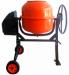 Цены на Бетономешалка AMIX BM - 140L Мощность: 550 Вт ;  Объем барабана: 140 л ;  Обороты барабана: 28 об/ мин ;  Привод опрокидывания: ручной ;  Материал венца: чугун ;  Вес: 45 кг