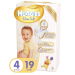 Цены на Huggies Elite Soft 4 Вес ребенка  -  от 8 кг,   Назначение  -  Универсальные,   Количество в упаковке  -  19,   Пол  -  Для мальчиков и девочек,   Вес ребенка  -  8 - 14,   Вес упаковки  -  0.69,   Тип  -  Подгузники,   Особенности  -  Индикатор наполнения