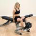 Цены на Body Solid Дополнительное оборудование: сгибание - разгибание ног GLDA - 3 для универсальной регулируемой скамьи BodySolid GFID - 71