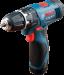 ���� �� �������������� ����� Bosch GSB 1080 - 2 - LI (����) 10.8 �,   0 - 1300 ��/ ���.,  2 - � ��,  10 ��,  28 Hm,  2���