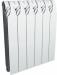 Цены на Биметаллический радиатор Sira Gladiator 500 мм 12 секций Тип: Биметаллический радиатор.Область применения: Радиатор пригоден для жилых помещений благодаря отсутствию заусенцев и острых углов.Особенности:Инновационный,   эксклюзивный дизайн,   безукоризненно г