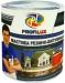 Цены на Мастика Профилюкс Резино - битумная 1.8 кг темно - серая ТипРезино - битумная мастика.НазначениеПрименяется для устройства мастичных слоев гидроизоляции.СвойстваГотова к применению.Холодного отверждения.Атмосферостойкая.Технические характеристикиРасходПри устро
