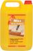 Цены на Модификатор Sika Mix plus цементно - песчаных растворов 5 л Тип: Добавка для всех штукатурных и кладочных работ.Назначение: Добавка Sika Mixplus является активно действующим средством для обеспечения воздухововлечения,   стабилизации и образования мелких пор