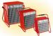 Цены на Переносной тепловентилятор для надежной работы в любых условиях Frico Tiger p53 - 0