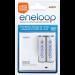 Цены на Зарядное устройство Sanyo Eneloop MDR02 - E - 2 - 4UTGB для 2 или1 акк АА/ ААА Ni - MH  +  2шт ААA 750 mAh