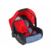 Цены на Lider Kids Voyage  -  детское автокресло 0 - 13 кг,   группа 0 +  сине - красное с принтом Love