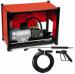 Цены на Мойка высокого давления ML CMP 2860 T  -  рамный трёхфазный аппарат высокого давления начального класса без нагрева воды. Стационарный профессиональный аппарат высокого давления Portotecnica с новым 4 - х полюсным низкооборотистым двигателем. Лучший выбор про
