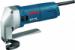 Цены на Ножницы листовые Bosch GSC 160 (0.601.500.500) по металлу. Мощность  -  500 Вт. Максимальная толщина реза  -  2.2 мм