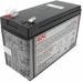 Цены на Сменная батарея APC RBC2 Емкость 7 Aч Напряжение питания 12 В Сменная батарея APC RBC2