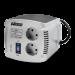Цены на PowerMan AVS 1000C Максимальная выходная мощность 1000 ВА Эффективная мощность 500 Вт Входное напряжение 150 ~ 280 В Количество розеток 2 шт. AVS 1000C