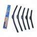"""Цены на Mannol (SCT) Щетка стеклоочистителя Mannol (SCT) 9442 бескаркасная 18""""  450мм Бескаркасные щетки SCT Aerotech имеют стандартное крепление «под крючок»,   которое подойдет большинству автомобилей. Резиновый элемент щетки имеет графитовое покрытие,   обеспе"""