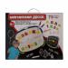 Цены на Татой Магнитная доска Татой буквы,   цифры,   мелки,   маркер 1119 Маркерно - грифельная магнитная доска применяется для развлекательно - обучающих игр. В комплекте с доской имеются 75 разноцветных цифр и букв,   которые крепятся к доске с помощью магнитов. На доске