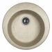 Цены на Dr.Gans Кухонная мойка Dr.Gans ГАЛА d510 серый Тип: мойка кухонная Материал: искусственный гранит Форма: круглая Ширина мойки: 510 мм Длина мойки: 510 мм Глубина мойки: 200 мм Установка: встраиваемая сверху Число основных чаш: 1 Крыло: нет Отверстие под с