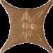 Цены на Керамическая плитка Azulev Estrella Charme Bronce Вставка 6,  7x6,  7