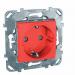 ���� �� ������������� ������� � ����������� �� �������� �������� ����� Schneider Electric UNICA ������� MGU5.037.03ZD