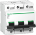 Цены на Автоматический выключатель Schneider Electric Acti 9 C120N 3П 125A C 10кА A9N18369