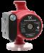 Цены на Циркуляционный насос серии Grundfos UPS 25 - 80 180 с гайками