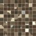 Цены на Керамическая плитка Brennero Mos. Luce Lustro Moka 40% Mlqmmo мозаика 25x25
