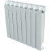 Цены на Rifar Алюминиевый радиатор Rifar Alum 350 (1 секция) Alum 350 1 Запатентованный алюминиевый радиатор Rifar Alum 350 создан для использования как в традиционных системах отопления,   так и в качестве масляного электрического радиатора. Главное отличие от изв