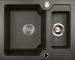Цены на KUPPERSBERG KUPPERSBERG MODENA 1,  5B BLACK Технические характеристики: Мойка Kuppersberg MODENA 1,  5 B BLACK Высота 21 см Ширина 61.5 см Глубина 50 см Цвет Черный Количество чаш 2 Расположение чаши Оборачиваемая мойка Исполнение Врезная Угловая мойка нет