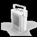 Цены на TIMBERK TIMBERK TFH T15PDS.X термовентилятор площадь обогрева 20 кв.м мощность обогрева 1500 Вт использование в качестве вентилятора механическое управление защита от перегрева