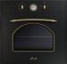 Цены на Fornelli Fornelli FEA 60 MERLETTO AN электрическая независимая духовка 59.4 х 59.4 x 56.6 см поворотные переключатели класс A по энергопотреблению конвекция гриль