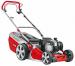 Цены на Бензиновая газонокосилка AL - KO Highline 475 SP Мощность двигателя: 4.5 л.с. ;  Ширина скашивания: 46 см. ;  Высота скашивания (мин.  -  макс.): 3 - 8 см. ;  Корзина для травы: 70 л ;  Вес без упаковки: 31 кг.