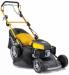 Цены на Газонокосилка бензиновая STIGA COMBI 53 SEQ Мощность двигателя: 4.5 л.с. ;  Ширина скашивания: 51 см. ;  Высота скашивания (мин.  -  макс.): 2,  5  -  9,  0 см. ;  Корзина для травы: есть,   60 л. ;  Вес без упаковки: 44 кг.