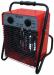 Цены на Электрическая тепловая пушка Ресанта ТЭП - 3000 Напряжение /  частота: 220/ 50 В/ Гц ;  Тепловая мощность: 3 квт ;  Производительность: 400 м?/ ч ;  Вес: 6.1 кг