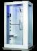 Цены на Душевая кабина Wasserfalle W - 9801 L Габариты 120х80х225 см Европейское качество,   сенсорный пульт управления,   удобное сиденье,   современный дизайн. Wasserfalle W - 9801  -  это закрытая кабина прямоугольной формы,   левосторонняя,   стандартных размеров 120 на 80 с