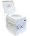 Цены на Mr. Little Ideal 24 Биотуалет Биотуалет Mr. Little Ideal 24 — это надежная современная альтернатива стационарному туалету в местах с отсутствующей системой центральной канализации. Mr. Little Ideal 24  -  практичная и удобная модель портативного биотуалета.