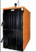 Цены на Напольный твердотопливный котел Ferrolli SF L 4 Особенности конструкции котла напольного твердотопливного Ferroli SFL 4 : котел предназначен для сжигания кусковой древесины и угля (в базовой версии) и пеллет (необходимо дополнительное оборудование,   только