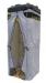 Цены на Дачная душевая кабина «Rostok» сборная без бака (серая) Летняя душевая кабина ЭкоПром удобная и привлекательная конструкция,   которая займет достойное место на загородном участке. Купив ее,   вы надолго решит для себя вопрос комфортного летнего отдыха на дач